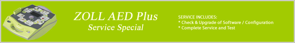 Zoll AED Plus Special
